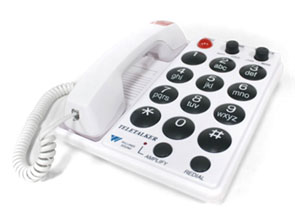 Williams Sound TeleTalker Enhanced Amplified Telephone System